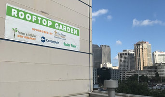 Rooftop Garden at the Ernest. M. Morial Convention CEnter