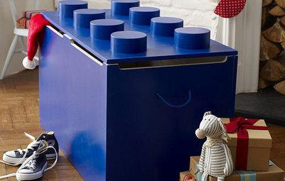 Guest Picks: Stylish Toy Storage