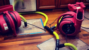 Hardwood Floor Dryout Services in Brunswick, OH