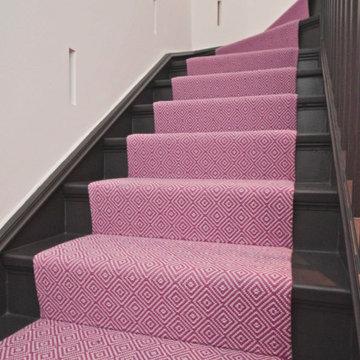 Off The Loom Rothbury - Pink Bloom