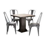 Evoke Square Dining Table