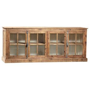 Olson Glass Cabinet