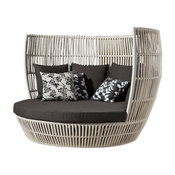 Apricot Outdoor Daybed