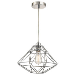 Industrial Pendant Lighting by ELK Group International