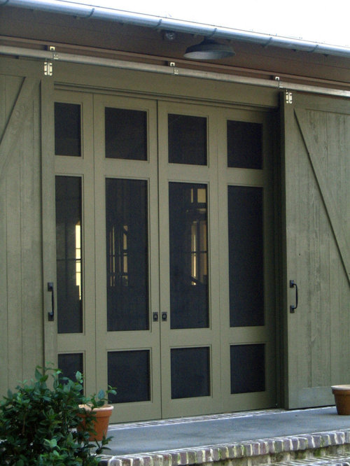 Sliding Screen Door Ideas Pictures Remodel And Decor