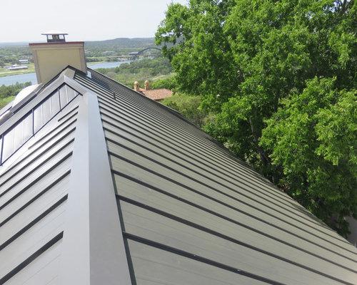 24 Gauge Standing Seam Kynar® Metal Roof