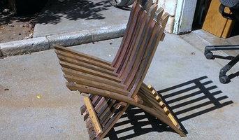 Low Folding Lounge CHair