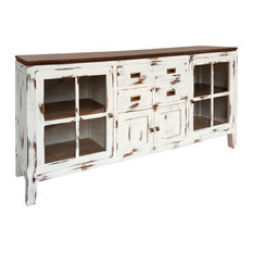 Everest 4-Door Wooden Sideboard