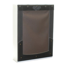 Pet Doors, Air Tight and Energy Efficient, Large, Wall Mount