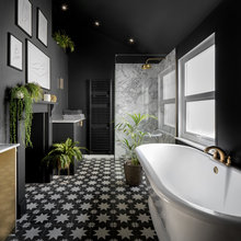 Makeover: A Dull Bathroom Gets a Luxury Upgrade
