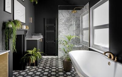 My Room: Luxurious Finishes Give a Family Bathroom a Cosy Feel