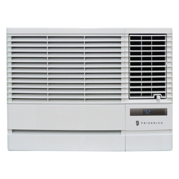 Friedrich 26 Air Conditioner with 19000 BTU Cooling Washable in Grey