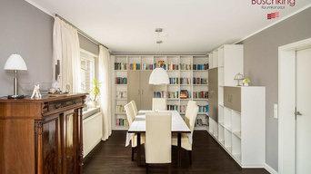 Neugestaltung Wohn- und Essbereich