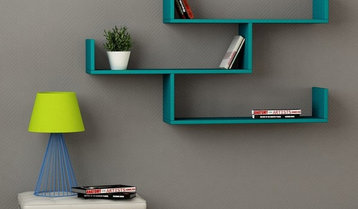 On Display: Bookcases & Shelving