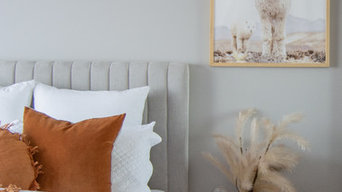 Cinnamon Bedroom styling