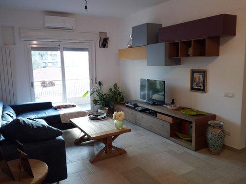Completare arredamento soggiorno/sala da pranzo