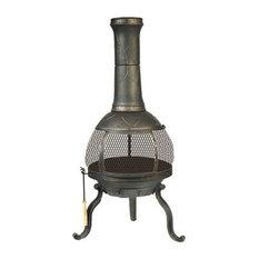 Sonora Cast Iron Chimney