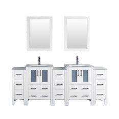 Zinc Bathroom Vanity zinc bathroom vanities | houzz