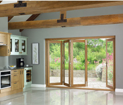 Opening acts folding sliding and pivoting doors for Marvin ultimate swinging screen door