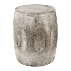 Wotran Table, Polished Concrete