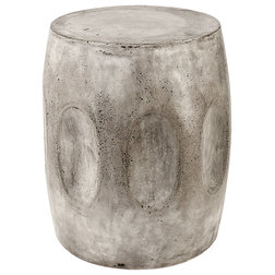 Industrial Accent And Garden Stools by Better Living Store