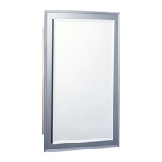 Rangaire Mirror On 16 X26 Recess Mount Medicine Cabinet Cabinets