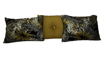 Essential Bronze Custom Pillow Set