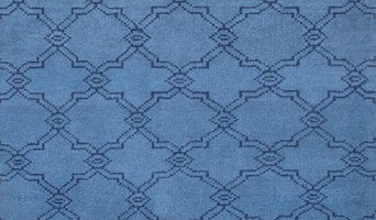 Rugsville Moroccan Trellis Beni Ourain Turquoise Blue Rug