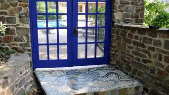 Minoan Octopus Mosaic