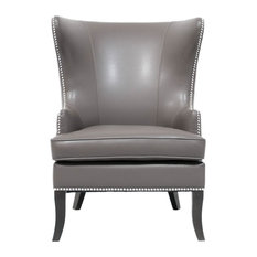 Grant Wing Chair, Pebble