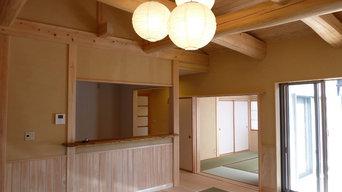 藤枝 和風の家