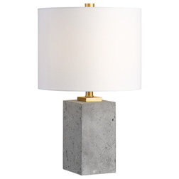 Industrial Table Lamps by Buildcom