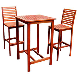 Nice Transitional Outdoor Pub And Bistro Sets by ShopLadder