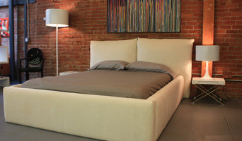 Cuscino Bed Feather Headboard  Bed
