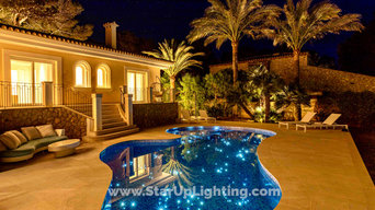 Stunning Starry Sky Pool by StarUp in Spain