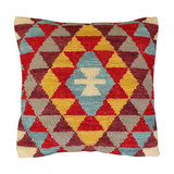 Palace Punja Kilim Cushion 45cm - Filled