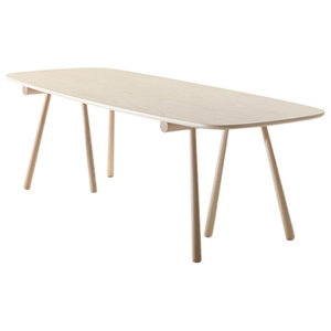 Altay Dining Table, Natural, Small