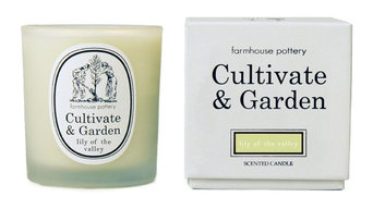 Cultivate & Garden Candle, Lily of the Valley