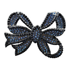 Something Blue Bow, Set Of Two