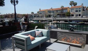 Long Beach patio