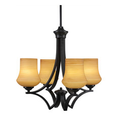 Toltec Company 564-MB-680 Chandelier