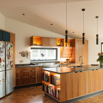 The Friends Bespoke Kitchen With Island