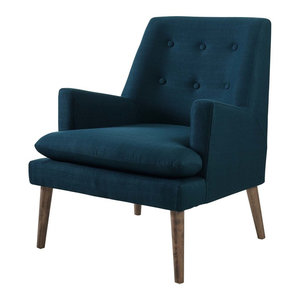 Uno Lounge Chair Contemporary Armchairs And Accent