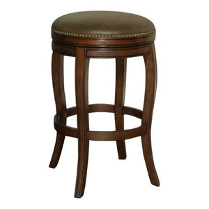 American Heritage Wilmington Stool In Navajo With Coco