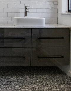 Use Ikea Kitchen Cabinets In Bathroom