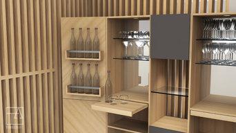 Bespoke Cocktail Cabinet