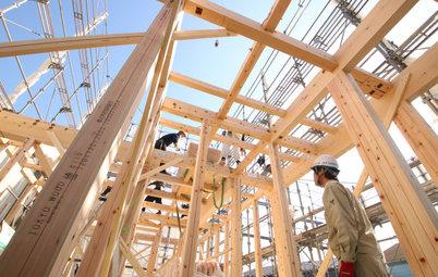 Domino-Effekt: Wie der Holzmangel das Bauen weltweit beeinflusst