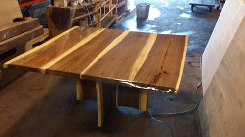 Wood Slab Counter Tops, Bar Tops, Kitchen Islands And Tables   Products