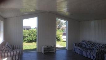Tilbygning Sommerhus