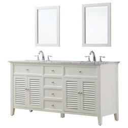 Transitional Bathroom Vanities And Sink Consoles by Direct Vanity Sink